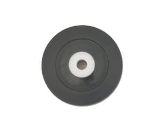 103066 Rubber Molded Wheel alt