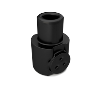 1037380 Polypropylene Nozzle - 0.965 x 0.522 in alt