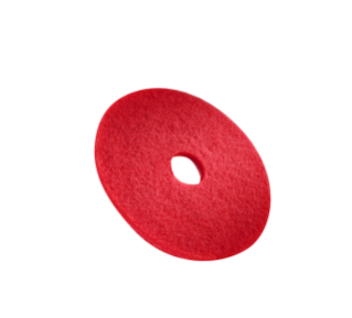 1050271 3M Red Buffing Pad – 17 in / 432 mm alt
