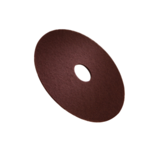 1051028 3M Maroon Stripping Pad – 17 in / 432 mm alt