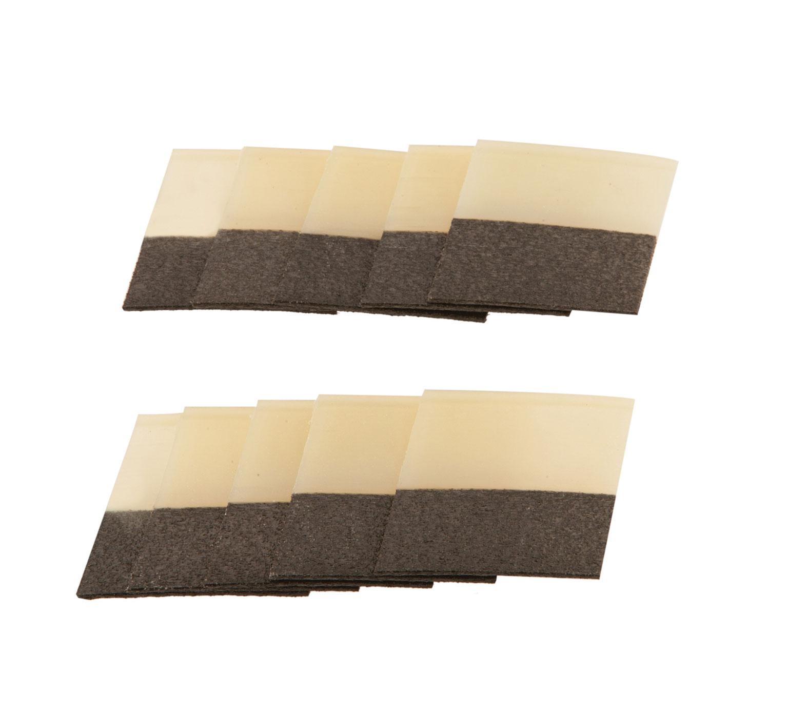 Diamabrush 100 Grit Black Polymer Tool Replacement Blade Kit Set Of 11 1060180