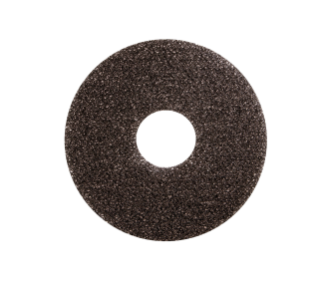 1063334 3M Black Stripping Pad – 12 in / 304.8 mm alt