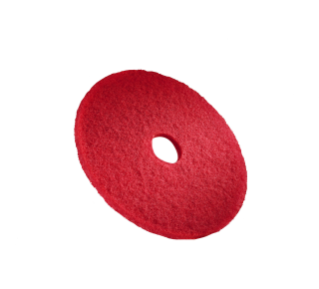 11780 3M Red Buffing Pad – 18 in / 457 mm alt
