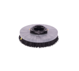 1220218 Polypropylene Disk Scrub Brush Assembly – 14 in / 356 mm alt