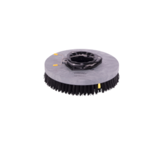 1220231 HD Polypropylene Disk Scrub Brush Assembly – 13 in / 330 mm alt