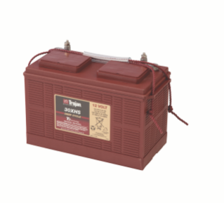 130869 12 Volt Wet Trojan Battery alt