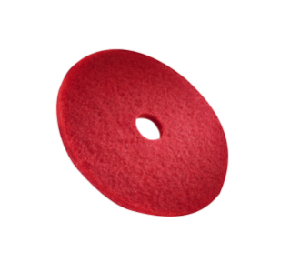 17261 3M Red Buffing Pad – 20 in / 508 mm alt