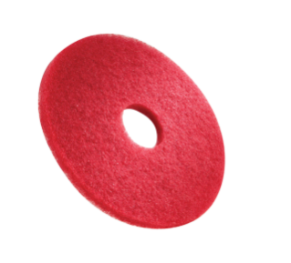 222325 3M Red Buffing Pad – 14 in / 356 mm alt