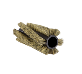 28007P Polypropylene Double Row Brush – 26 x 10 in alt