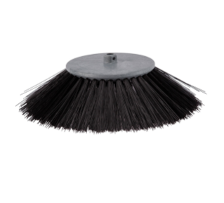 28096P Polypropylene Disk Sweep Brush – 15 in / 381 mm alt