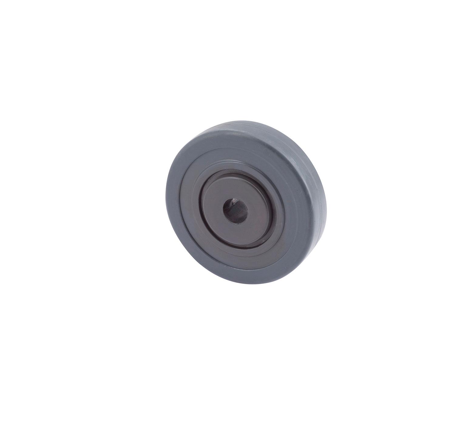 Tennanttrue Rubber Molded Wheel Pn 363162