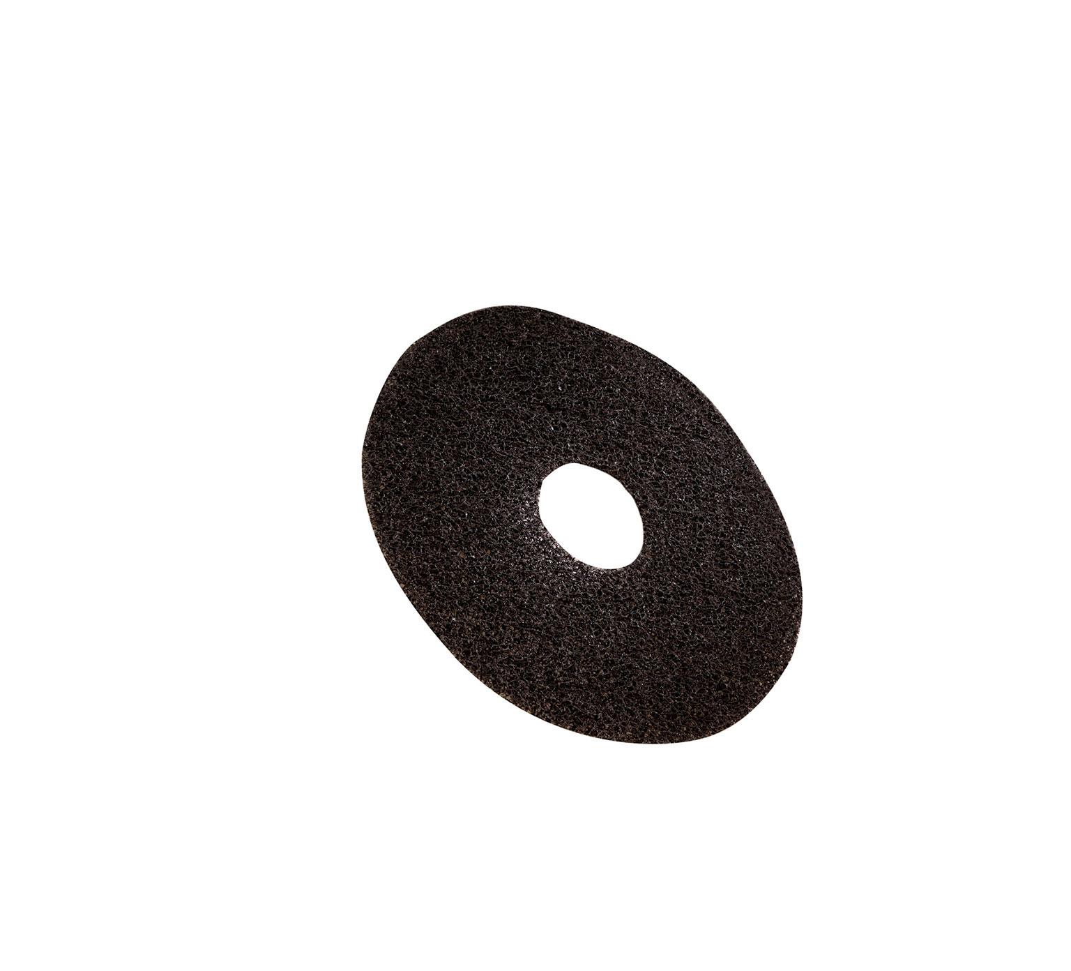 3m Black Stripping Pad 14 In 356 Mm 370091
