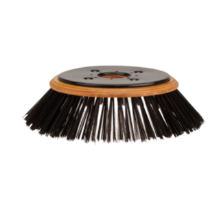 59432 Wire Disk Sweep Brush – 23 in / 584 mm alt