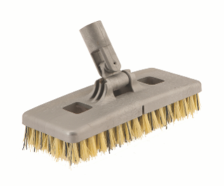 609650 Polypropylene/Abrasive Scrub Brush – 9 in alt