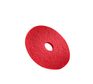 63248-3 3M Red Buffing Pad – 16 in / 406 mm alt