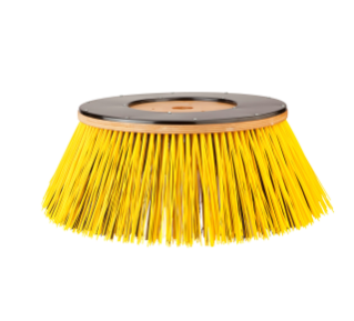 761211 Polypropylene / Wire Disk Sweep Brush – 32 in / 800 mm alt