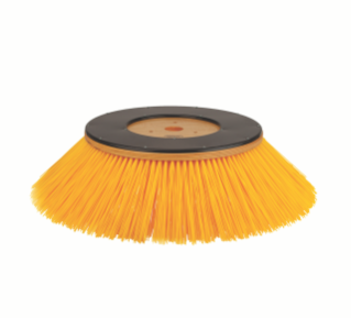 761239 Polypropylene Disk Sweep Brush – 38 in alt