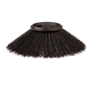 80042 Polypropylene Disk Sweep Brush – 16.5 in / 419 mm alt
