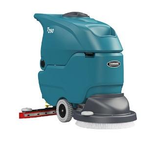 T290 Walk-Behind Floor Scrubber alt