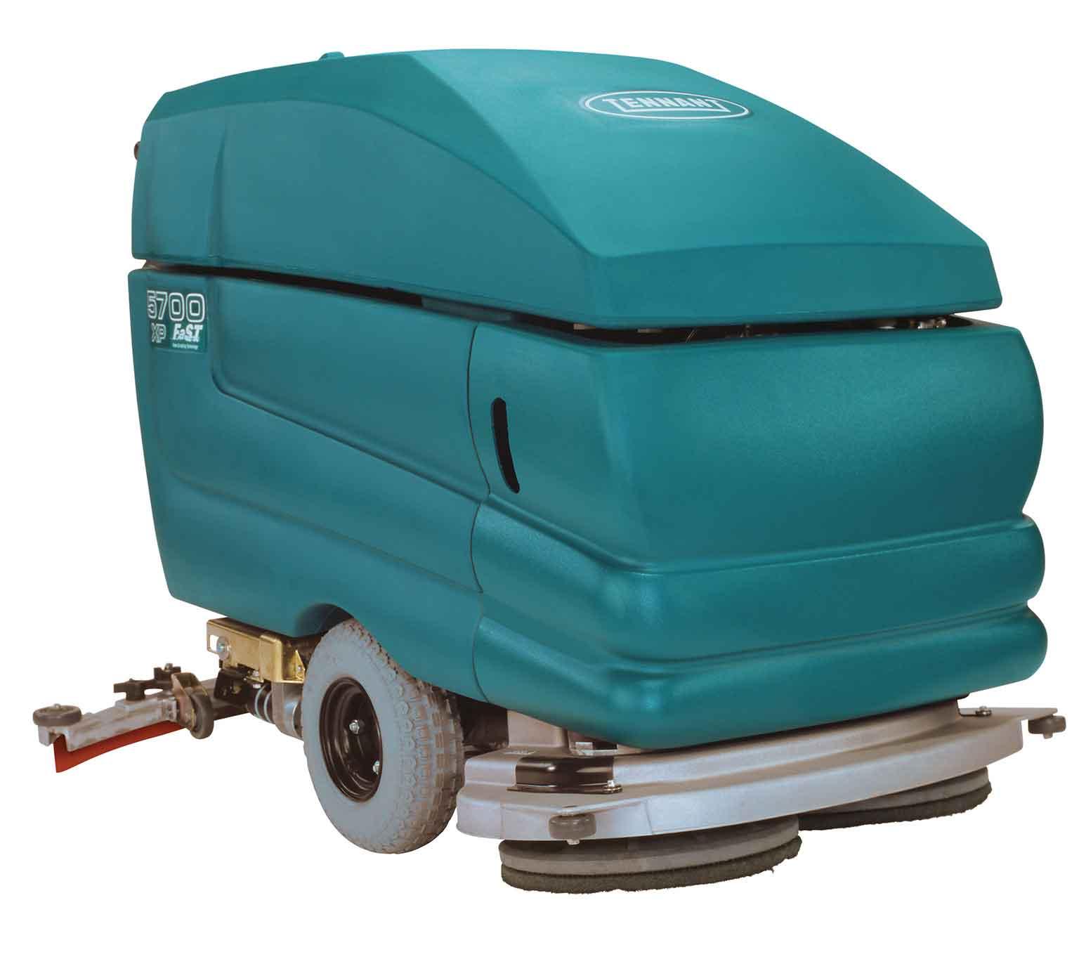 5700 Industrial Strength Floor Scrubber Tennant Company