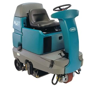 R14 Dual Technology Rider Carpet Extractor