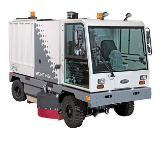 Sentinel Outdoor Ride-On Sweeper alt