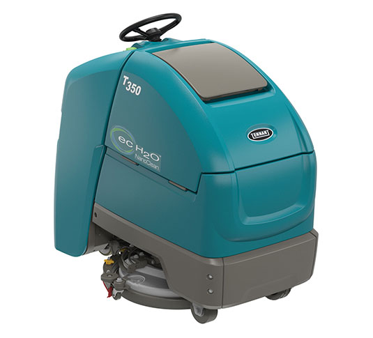 T350 Stand On Floor Scrubber Tennant Company