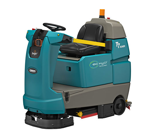 T7amr Robotic Floor Scrubber Tennant Company